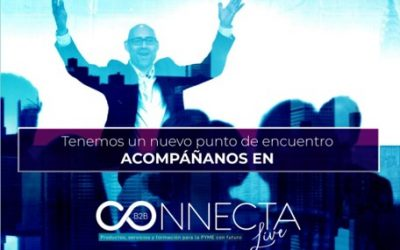"We are at the ""Conecta B2B live"" fair from May 11 to 31"